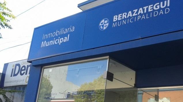 Inmobiliaria pública de Berazategui