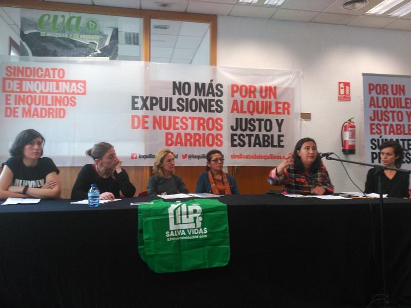 Sindicato de Inquilinas e Inquilinos de Madrid
