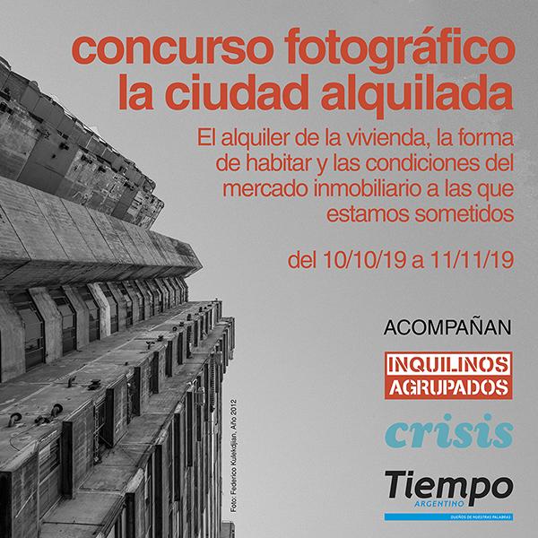 """Ganadores del concurso fotográfico """"La ciudad alquilada"""""""